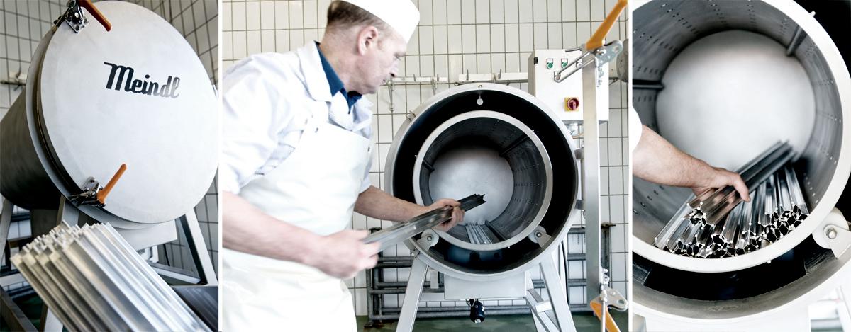 Racuhspiesswaschmaschine